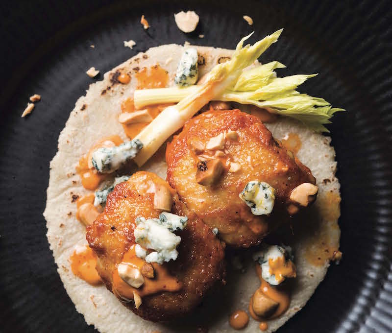 Stupak and Rothman_Tacos_Chicken Wing Tacos