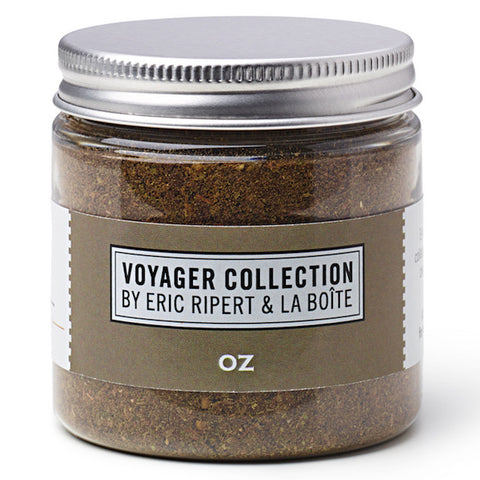 jar of oz spice blend