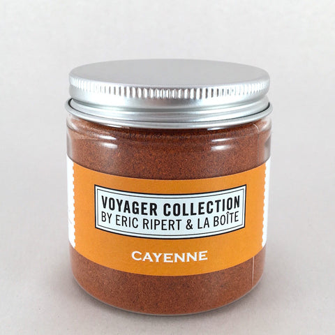 jar of cayenne pepper