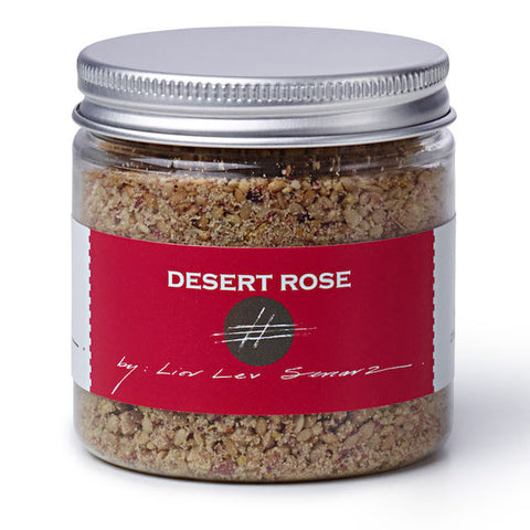 jar of desert rose spice blend