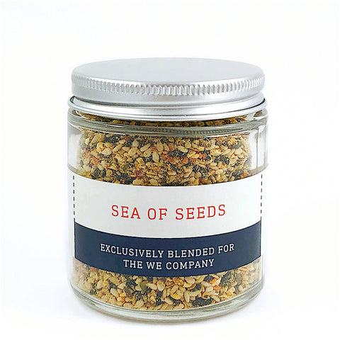 jar of sea of seeds