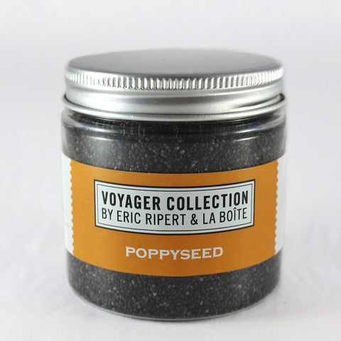 jar of poppyseeds