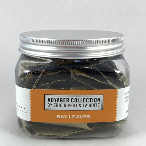 jar of bay leaves