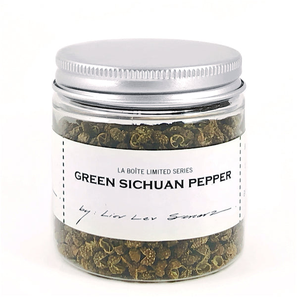 Limited: Green Sichuan Pepper