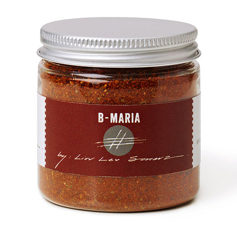 jar of b-maria bloody mary seasoning