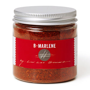 jar of b-marlene bloody mary seasoning
