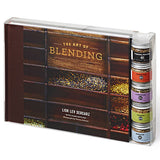 the art of blending cookbook and mini spice set