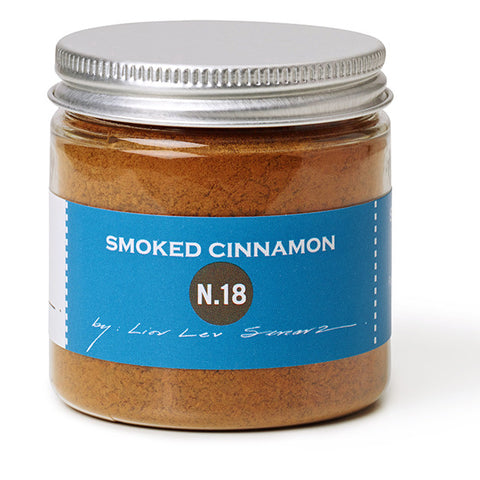jar of smoked cinnamon