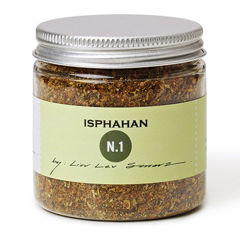 jar of isphahan spice blend