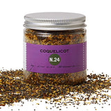 jar of coquelicot spice blend