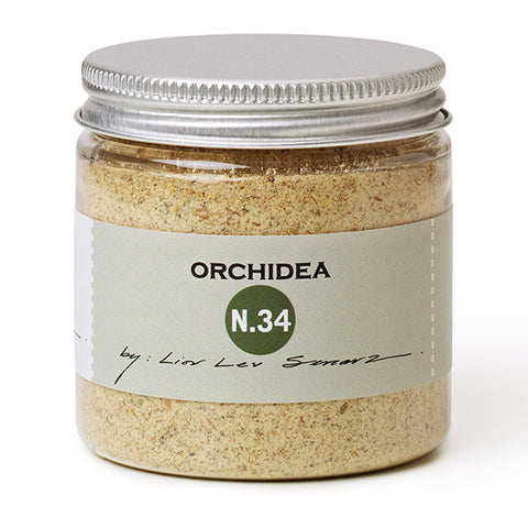 jar of orchidea spice blend