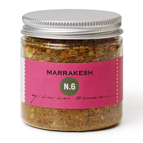 jar of marrakesh spice blend