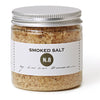 jar of smoked salt