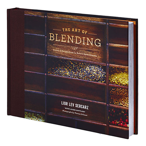 the art of blending cookbook