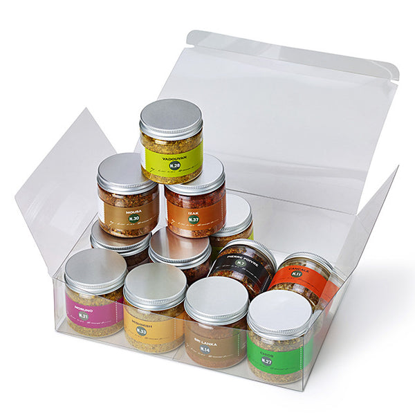 A Global Spice Blend Collection