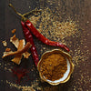 up close of dali spice blend