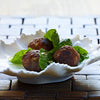 lamb meatballs with apollonia blend