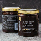 Spiced Raisin Marmalata