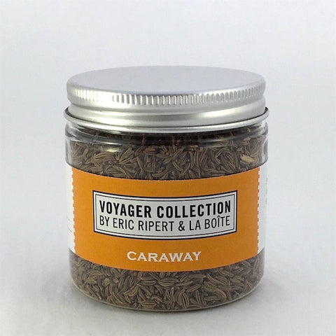 jar of caraway seeds