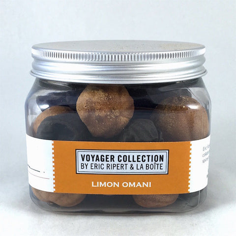 jar of limon omani
