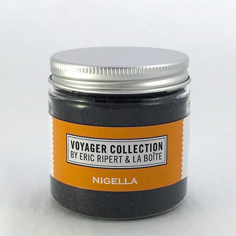 jar of nigella seeds