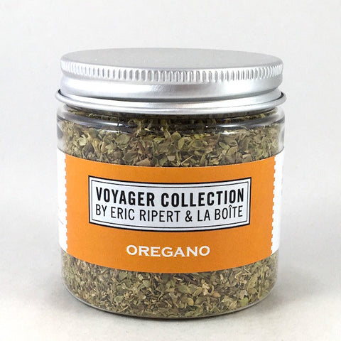 jar of oregano