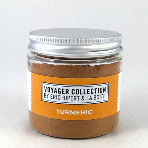 jar of turmeric