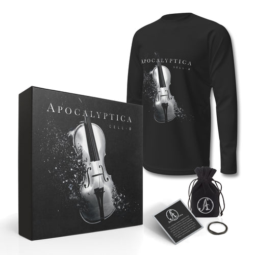 Cell-0: Limited Edition Box Set + Long-sleeved T-shirt Bundle
