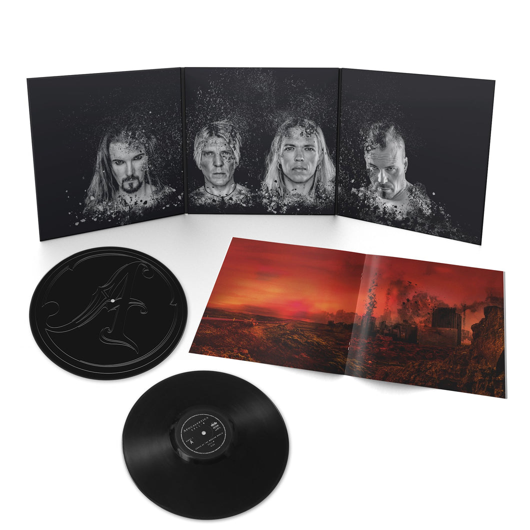 Triple Gatefold Sleeve 12