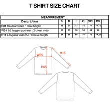 Load image into Gallery viewer, Long-sleeved T-shirt