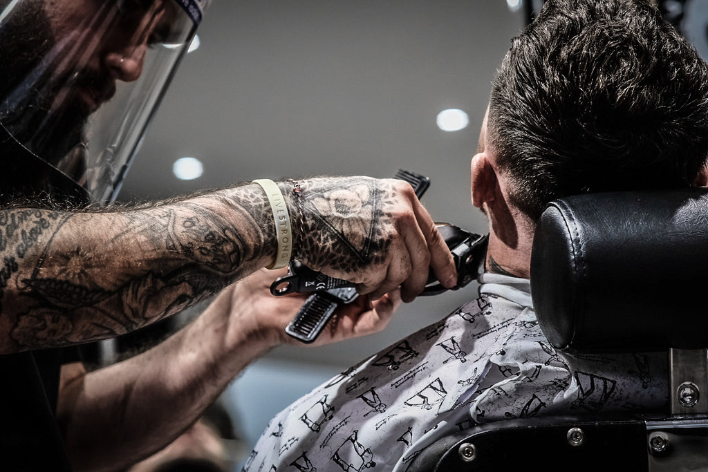 Who is Atlantic Central Barber?