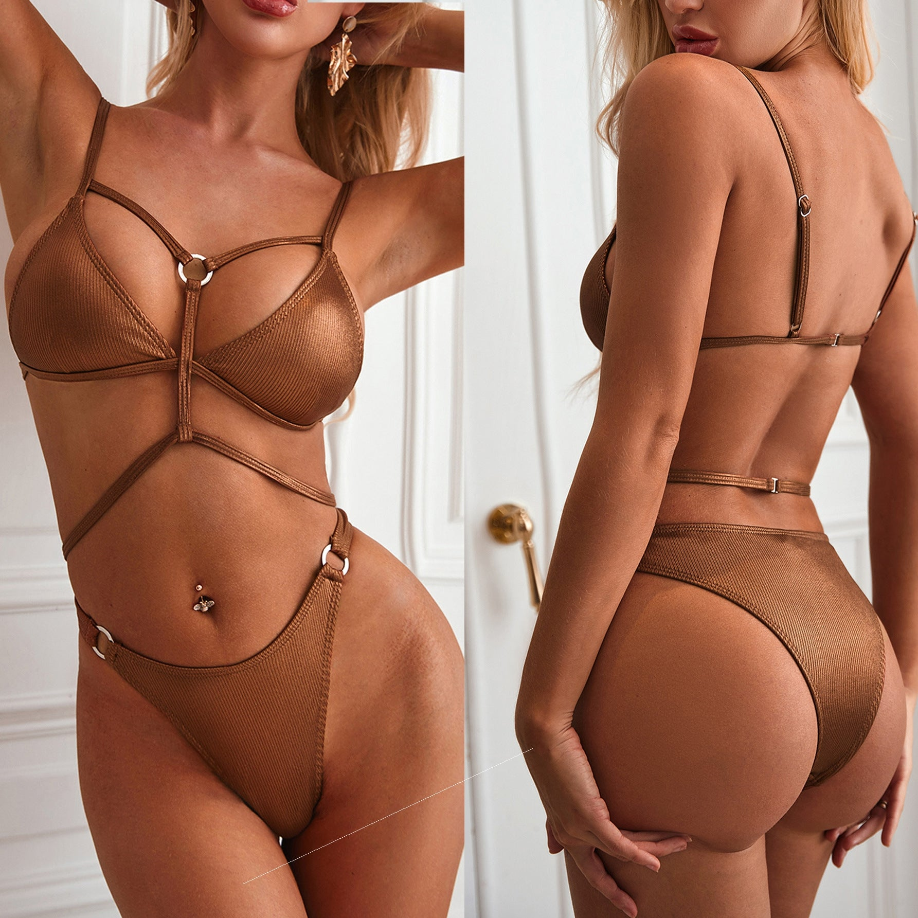 Copper Swimsuit