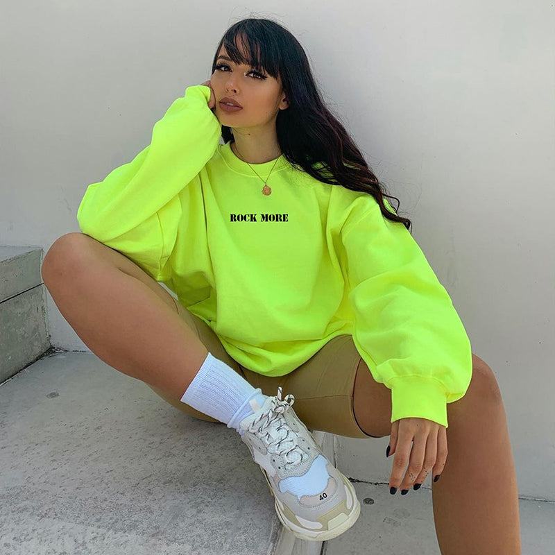 Monté Neon Sweater