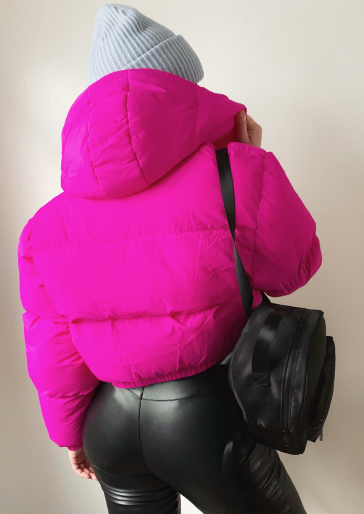 Delany Puffer Jacket