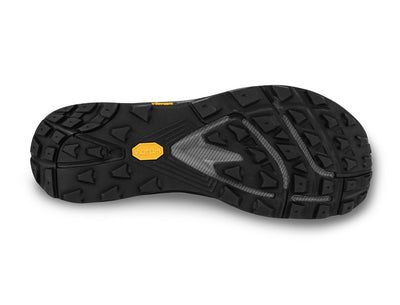 Topo Terraventure 2 Mens Lightweight Trail Running Shoe Tread Pattern