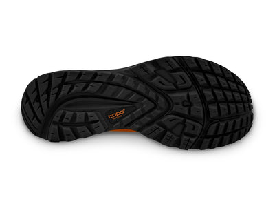 Topo MT-3 Mens Lightweight Trail Running Shoe tread pattern