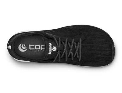 Topo ST-3 Women's Road Running Shoe in Black/Grey