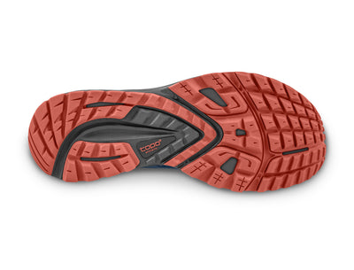 Topo MT-3 Women's Lightweight Trail Running Shoe tread pattern