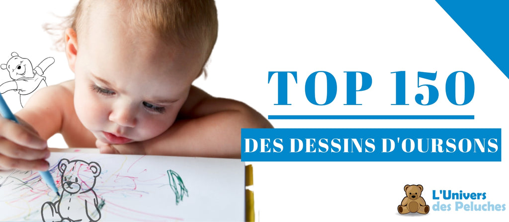 TOP 150 des Dessins d'Ourson