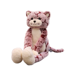 PELUCHE CHAT ROUGE 50 CM - L'Univers des Peluches