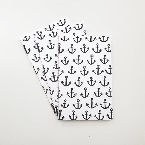 Anchor Journals: Set of Three