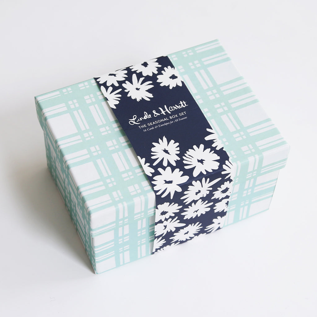 Seasonal Note Card Box Set
