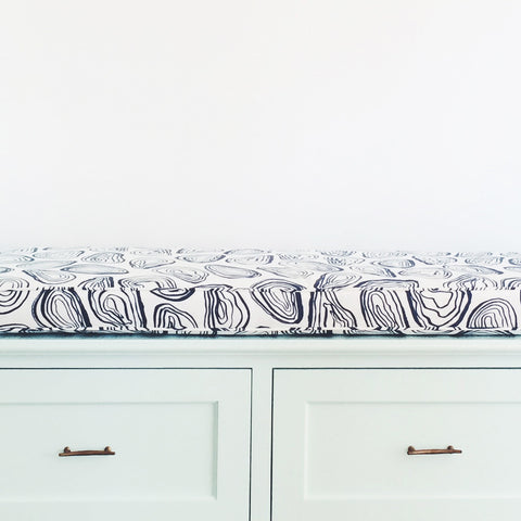 Custom Textile: Oysters