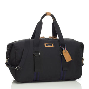 Storksak Travel Duffle Black hospital bag | Maternity hospital bag | Storksak - Award-winning Baby Changing Bags & Accessories