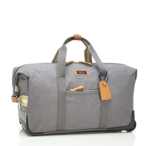 Storksak Travel Cabin Carry-on Grey hospital bag | Maternity hospital bag | Storksak - Award-winning Baby Nappy Bags & Accessories