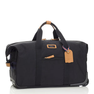 Storksak Travel Cabin Carry-on Black hospital bag | Maternity hospital bag | Storksak - Award-winning Baby Nappy Bags & Accessories