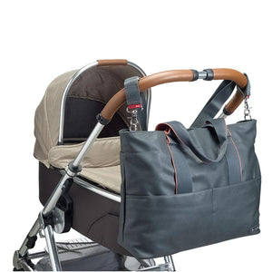 Baby Changing Bag | shoulder bag Changing Bag with stroller | Storksak – Award-winning Baby Changing Bags & Accessories