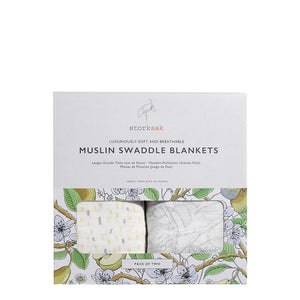 baby swaddle blankets | Storksak bamboo and cotton | storksak natural and organic collection | Storksak – Award-winning Baby Nappy Bags & Accessories