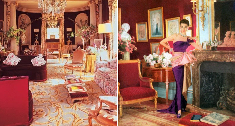 The Cecil Beaton At Home Exhibit Interview