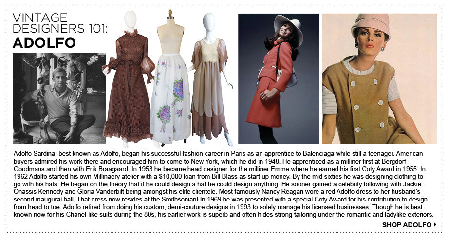 Curate - For the Vintage Obsessed | shrimptoncouture com